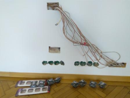 villanyszerelő, villanyszerelés