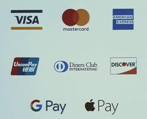 Mától bankkártyával is lehet fizetni.
